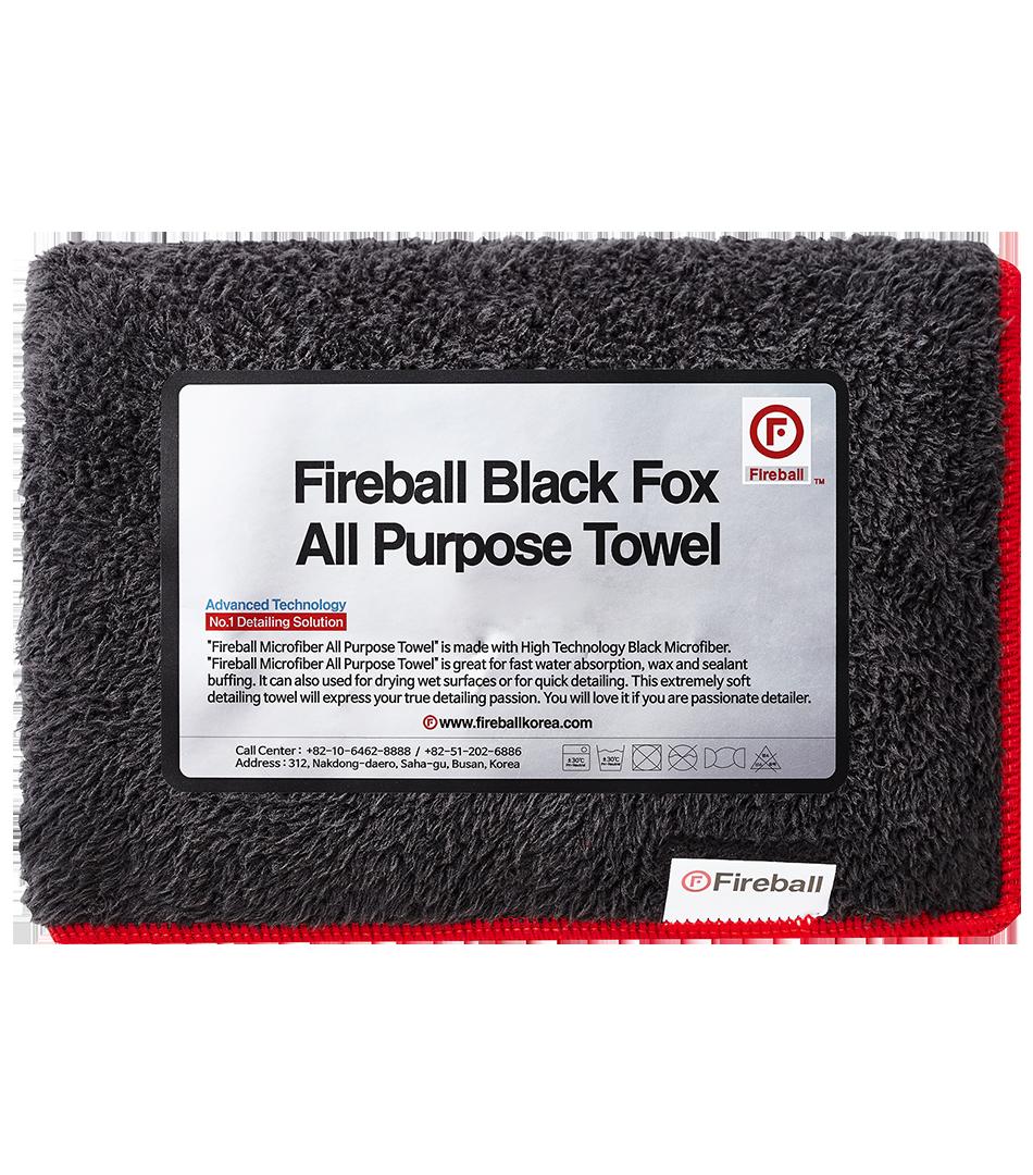 Black Fox All Purpose Towel75x40