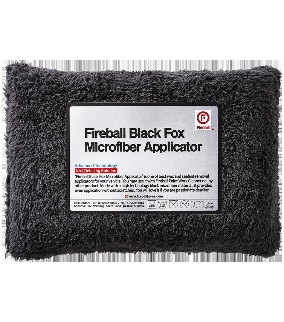 Black Fox Microfiber Applicatoraplikator