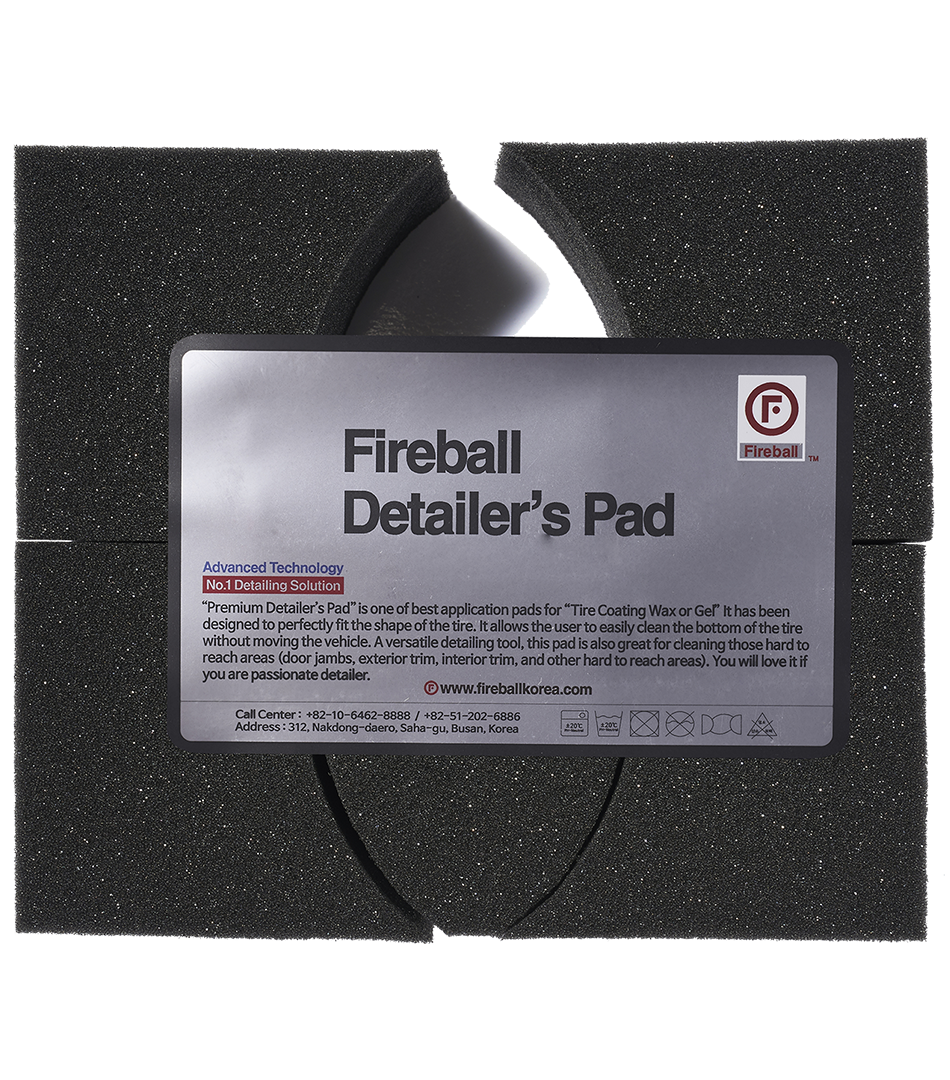 Detailer's Pad / Tire Applicator5