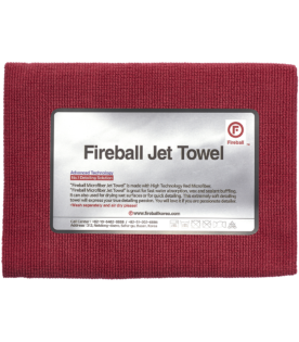 Jet Towel Red