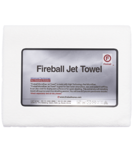 Jet Towel White