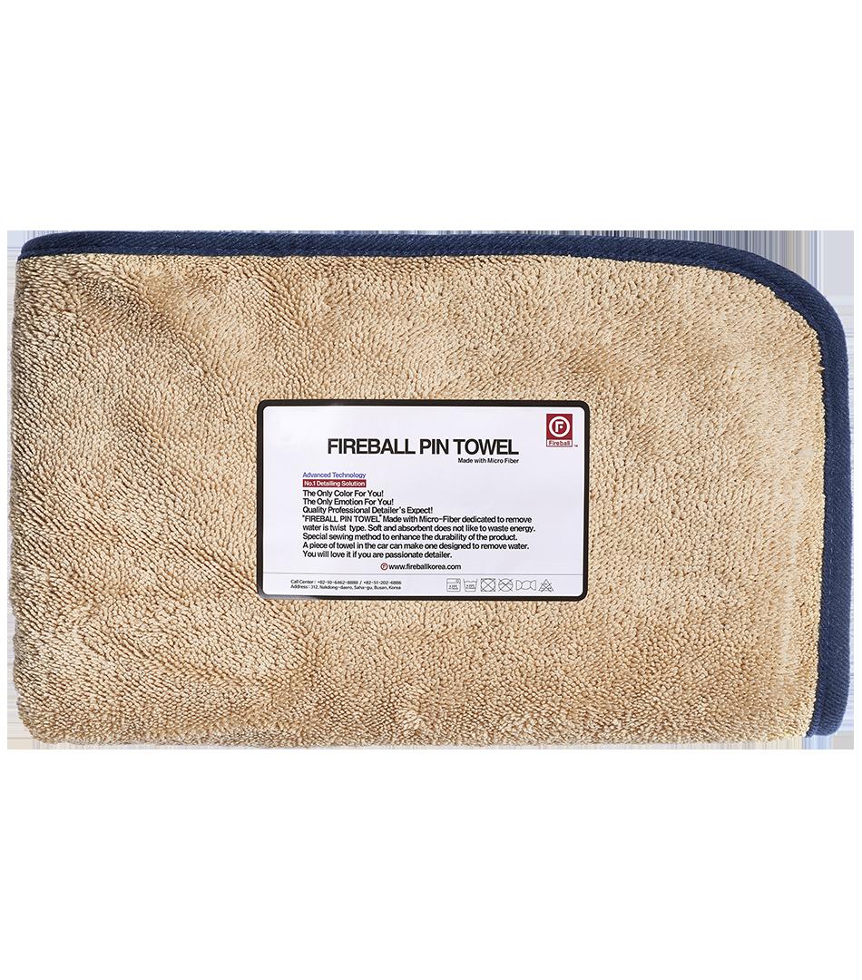 Pin Towel Navy72x200