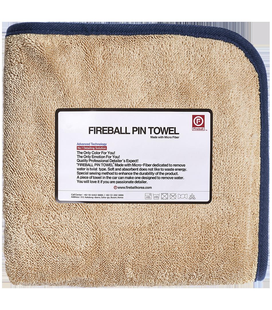 Pin Towel Navy72x95
