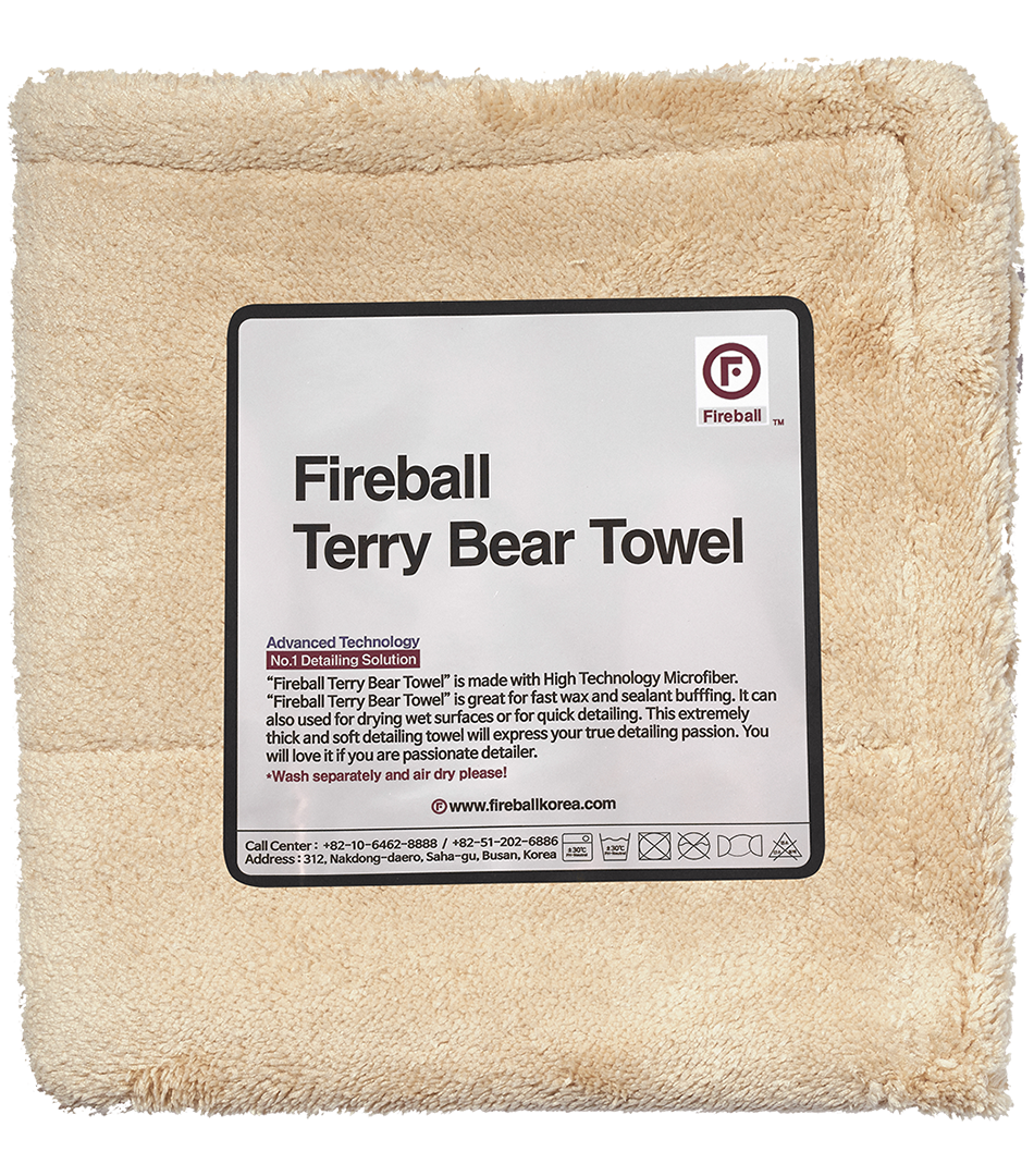 Terry Bear Towel40x40