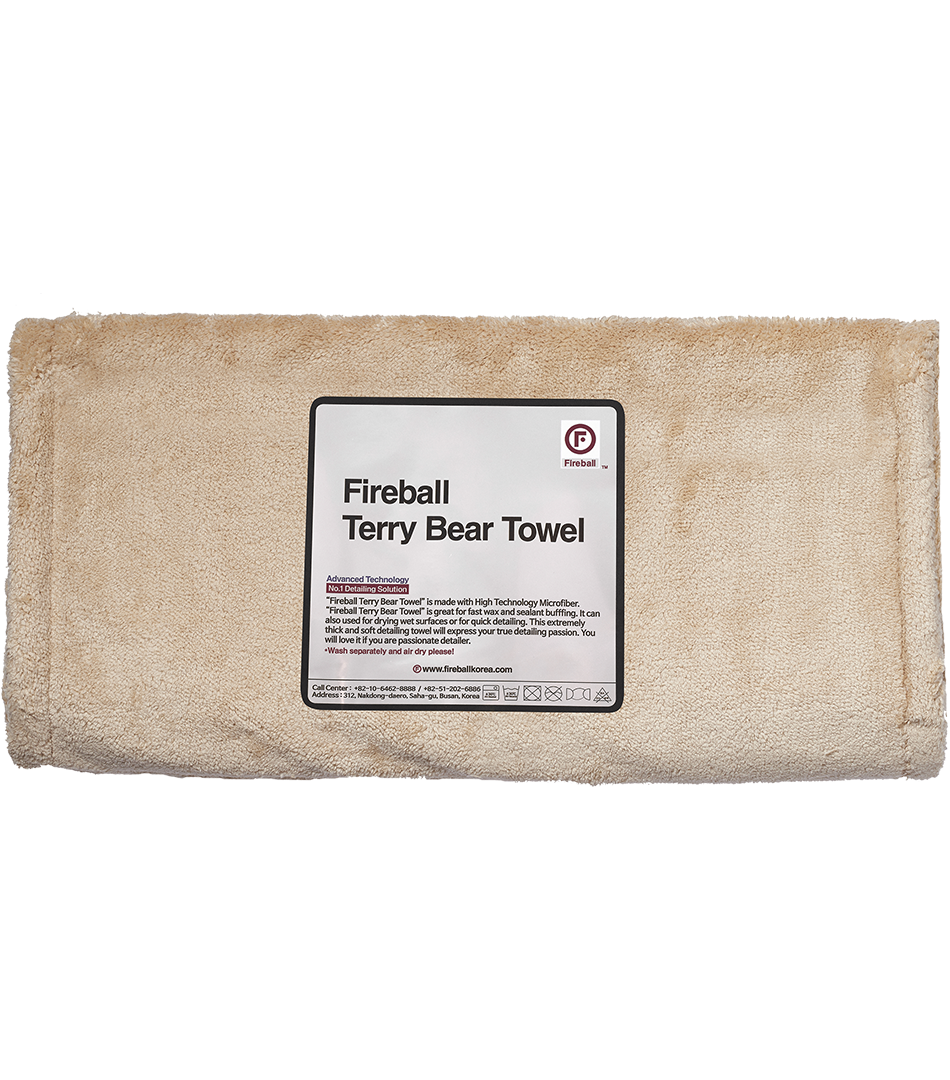 Terry Bear Towel40x80