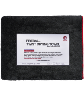 Twist Drying Towel