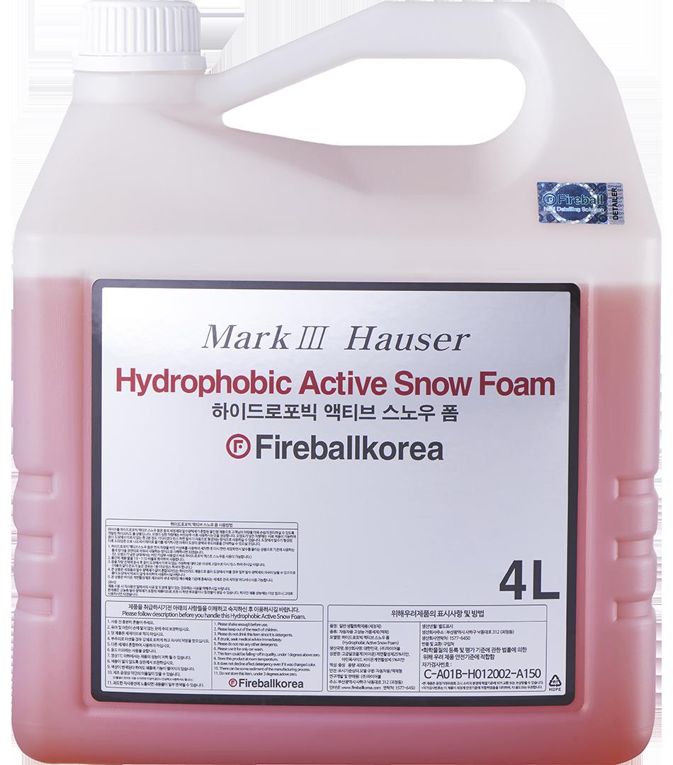 Ultimate Hydrophobic Foam – Red4000