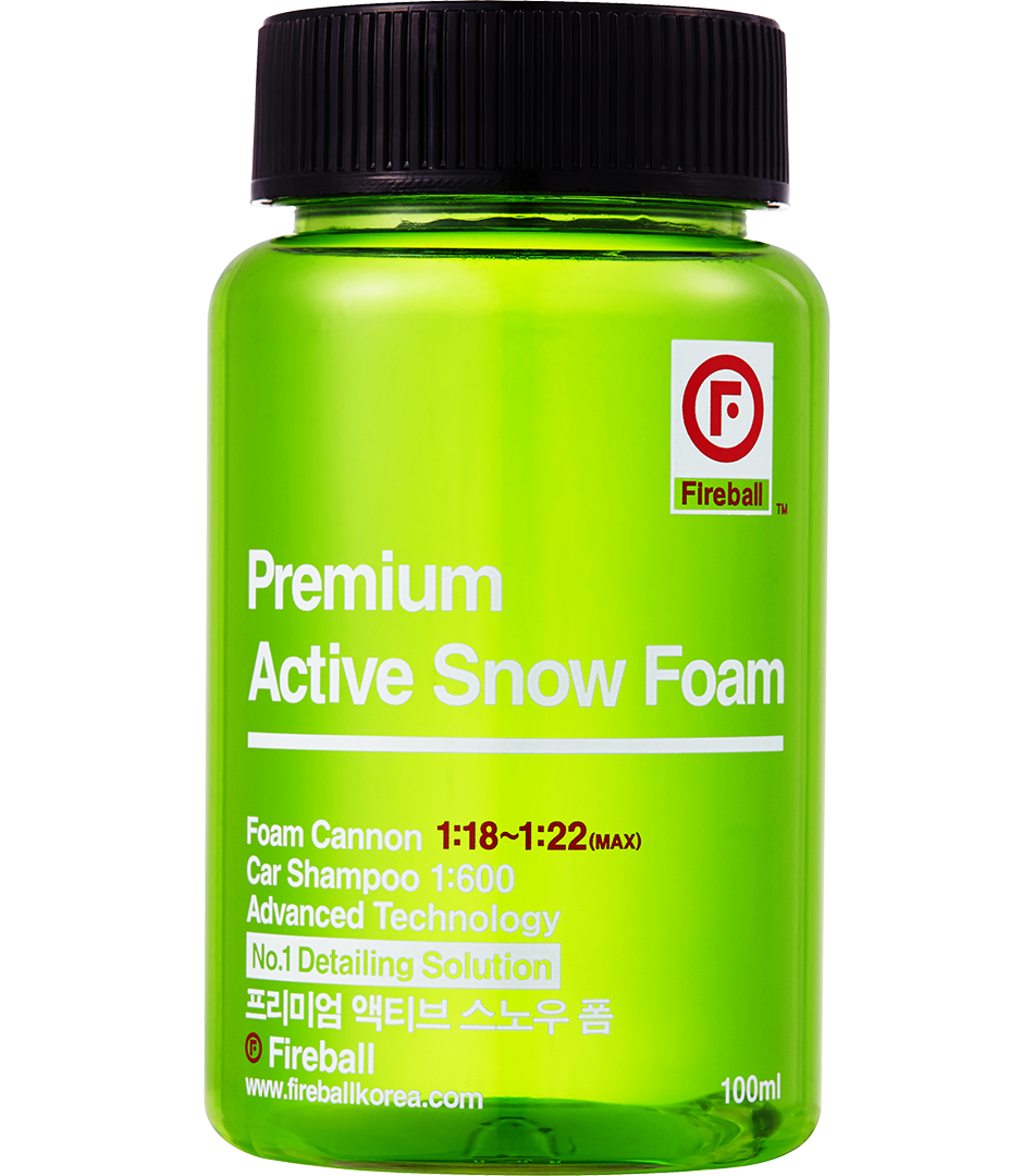 Active Snow Foam – Olive Green100