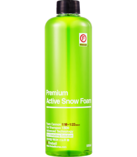 Active Snow Foam – Olive Green
