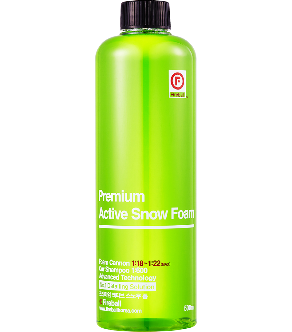 Active Snow Foam – Olive Green500