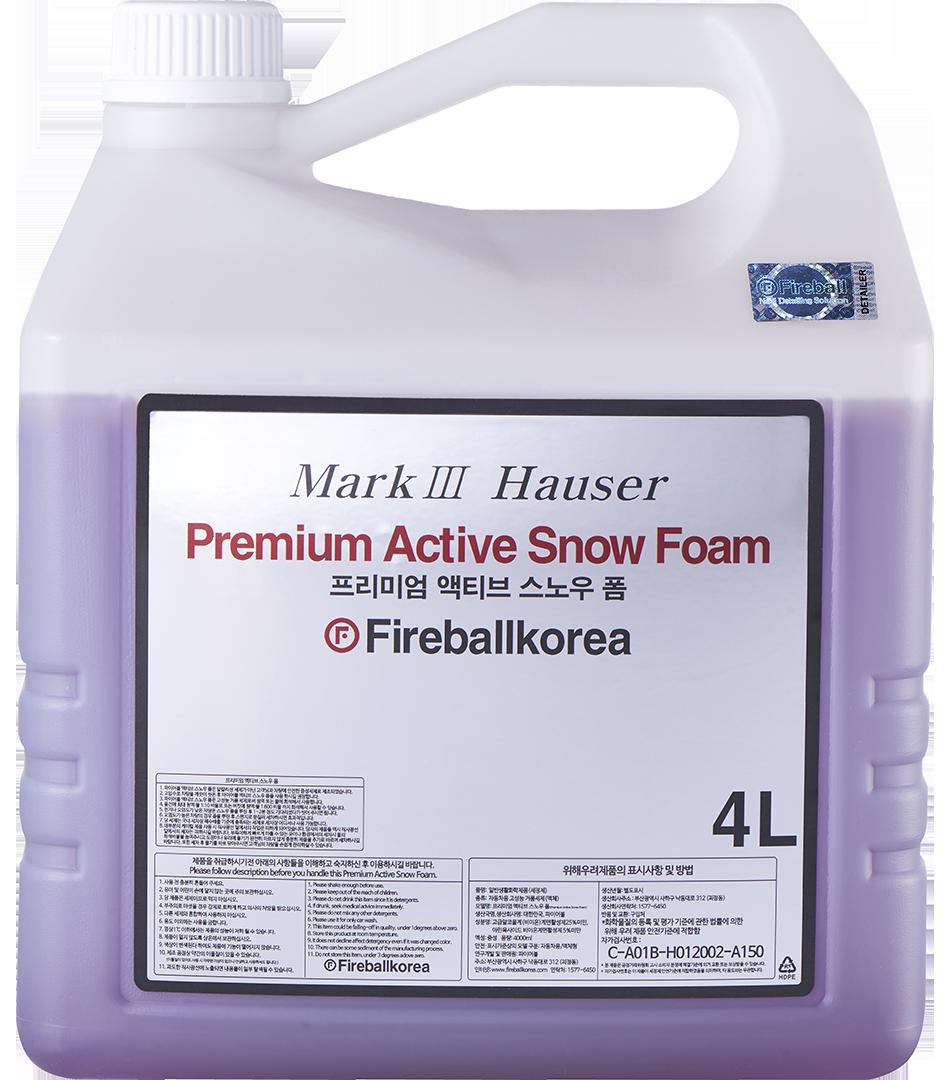 Active Snow Foam – Purple4000