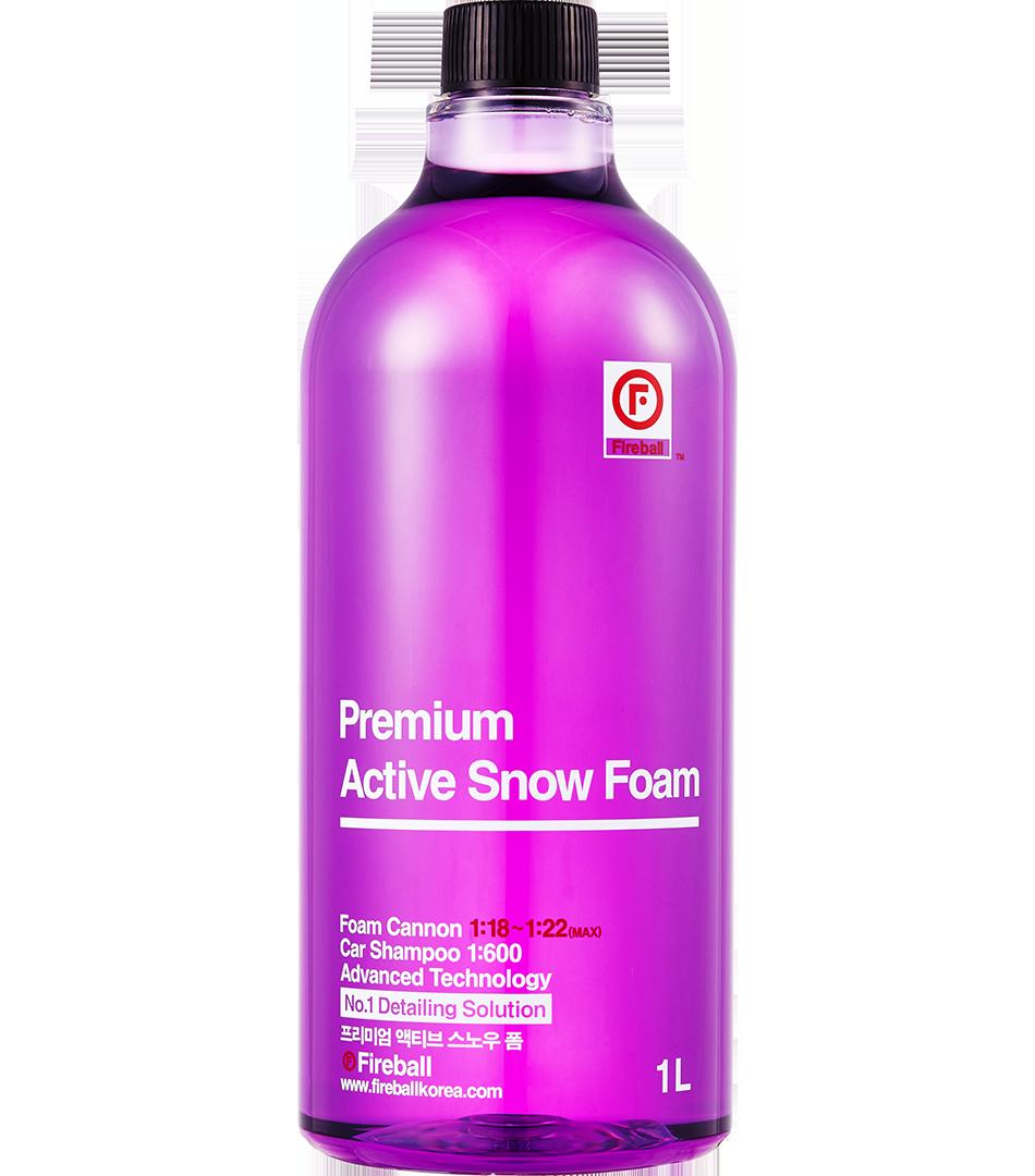 Active Snow Foam – Purple1000