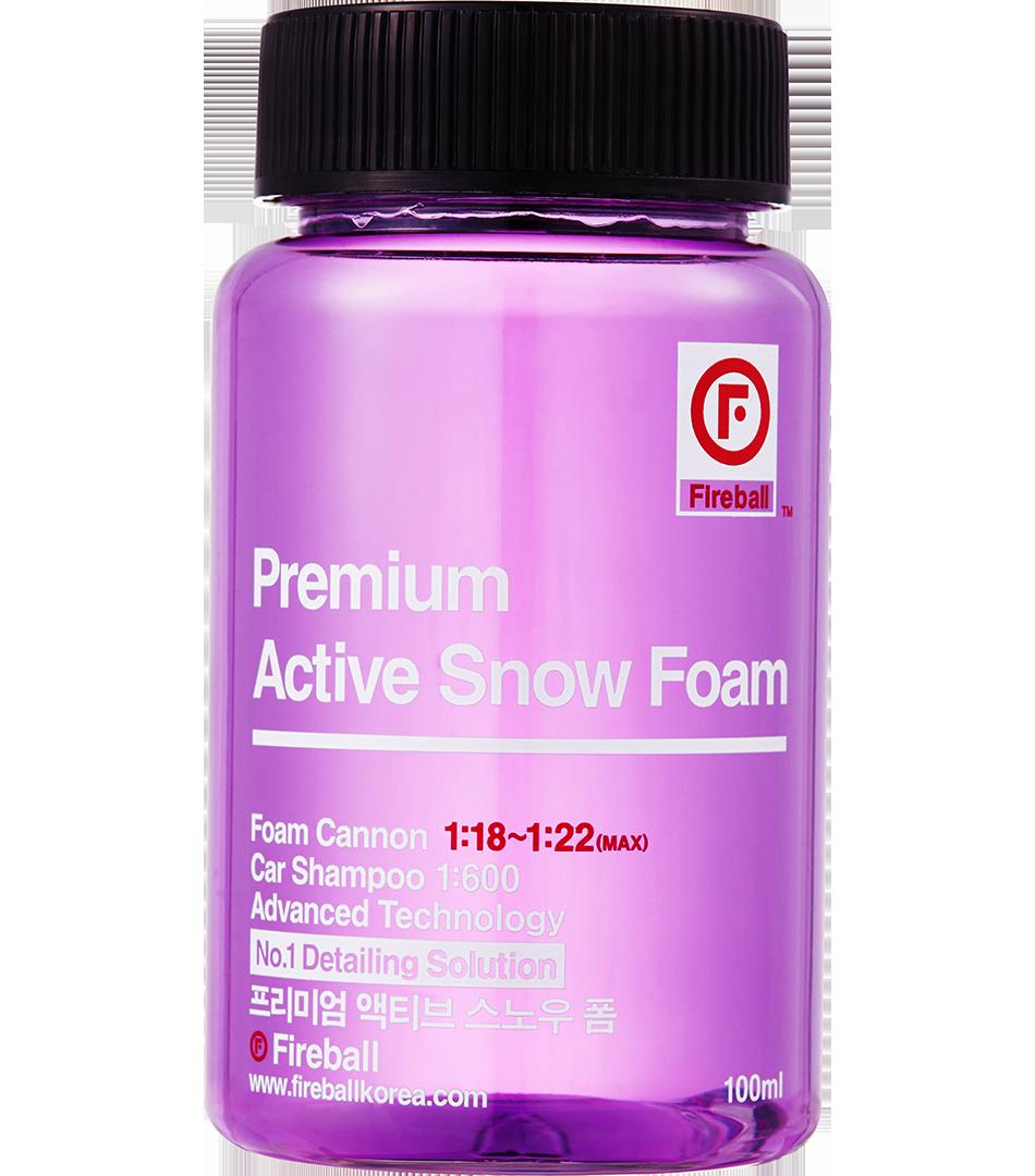 Active Snow Foam – Purple100