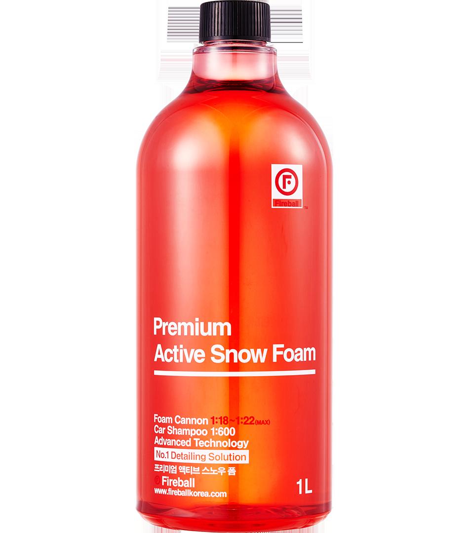 Active Snow Foam – Red1000