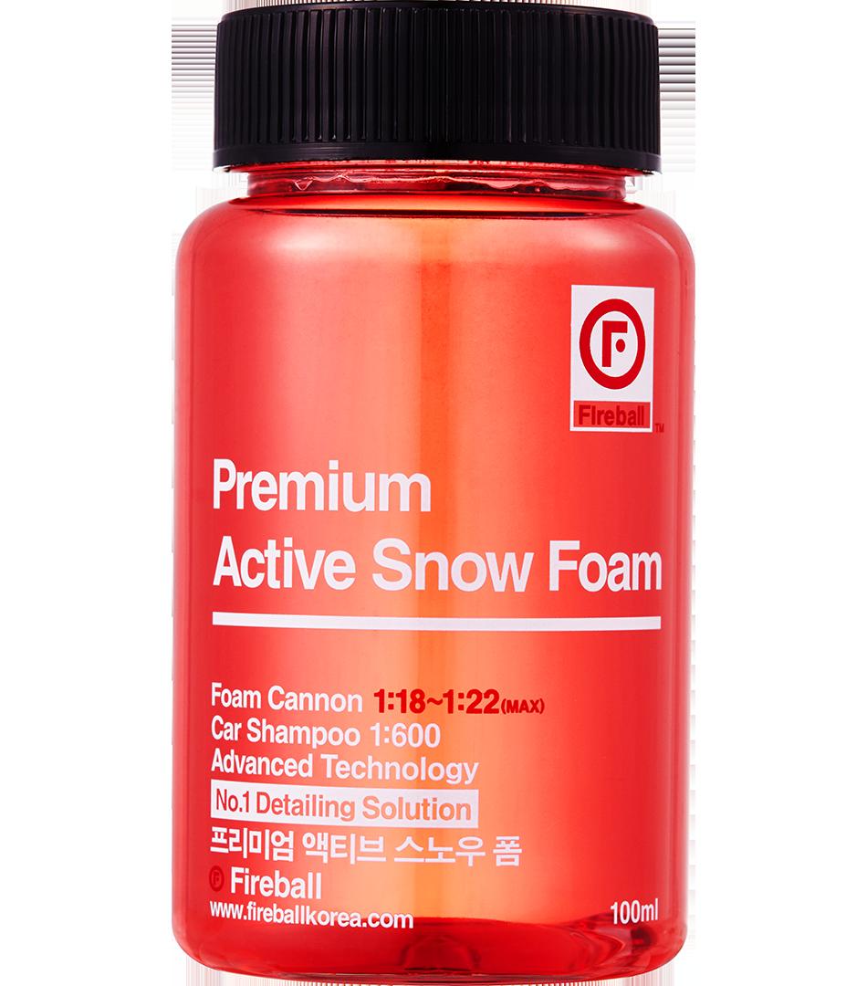 Active Snow Foam – Red100