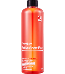 Active Snow Foam – Red
