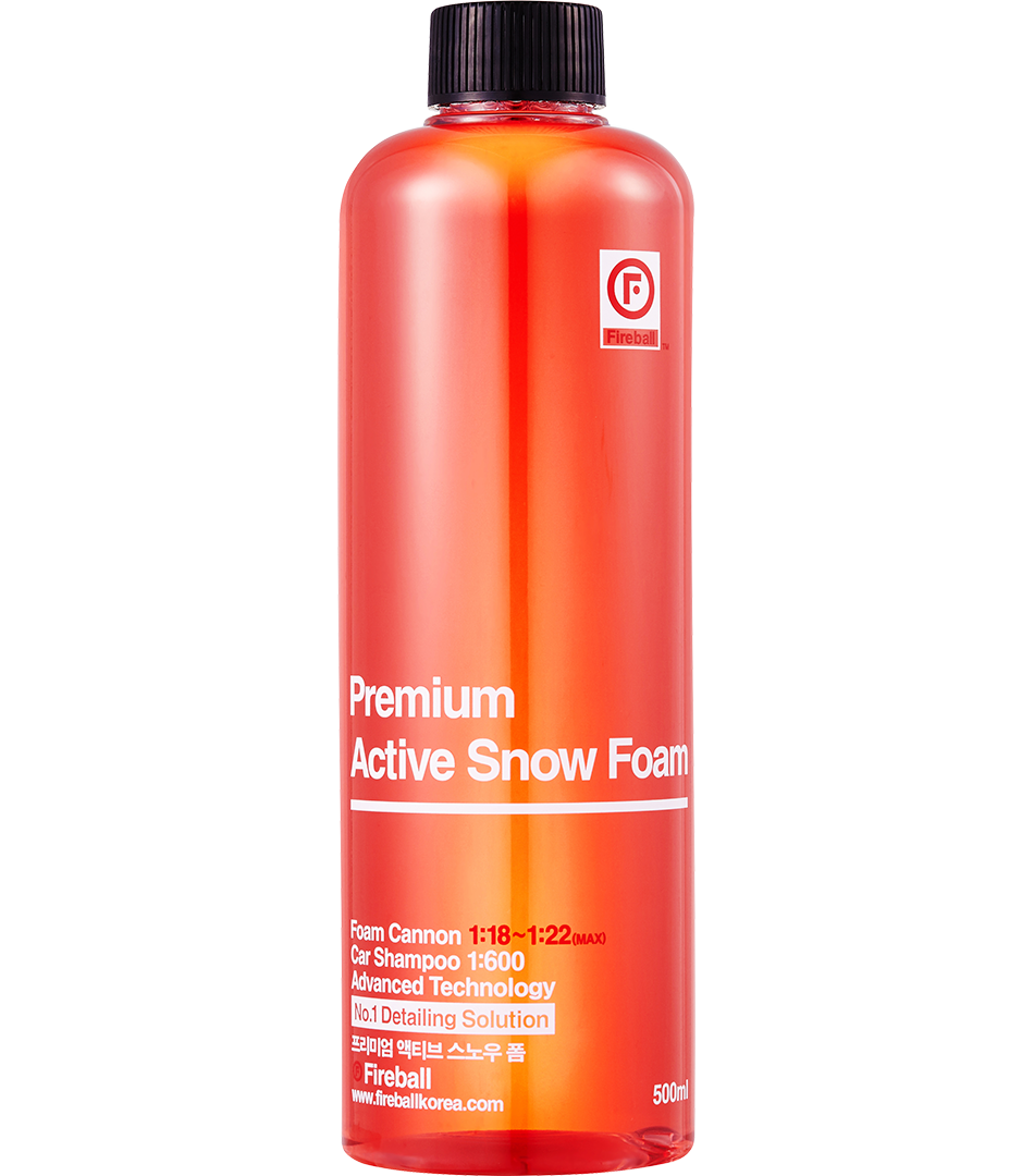Active Snow Foam – Red500