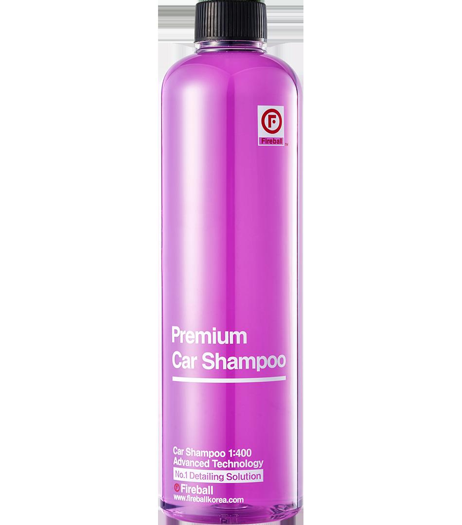 Premium Car Shampoo500