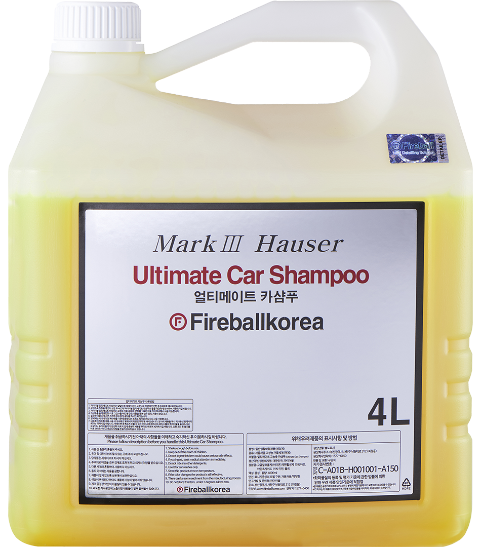 Ultimate Car Shampoo4000