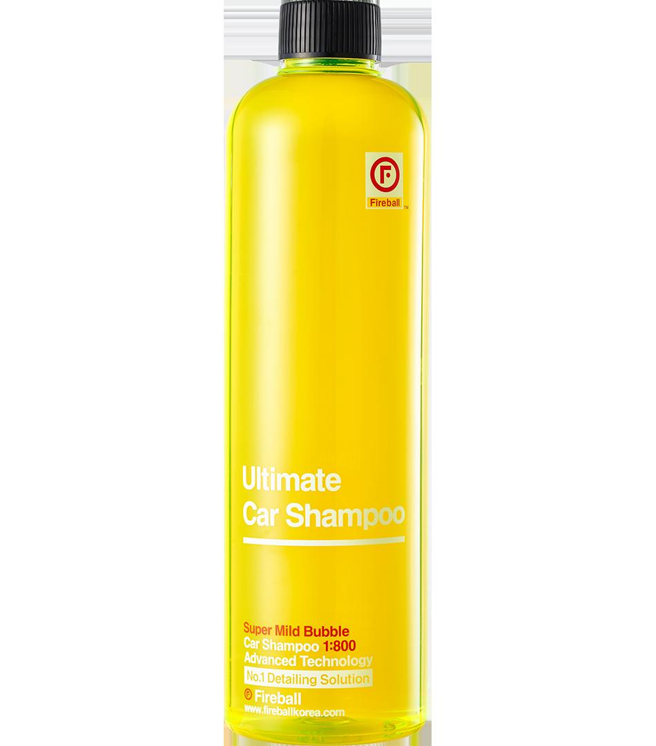 Ultimate Car Shampoo500