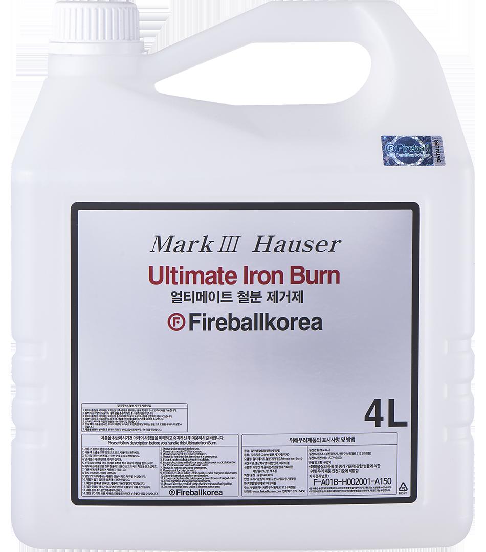 Ultimate Iron Burn4000