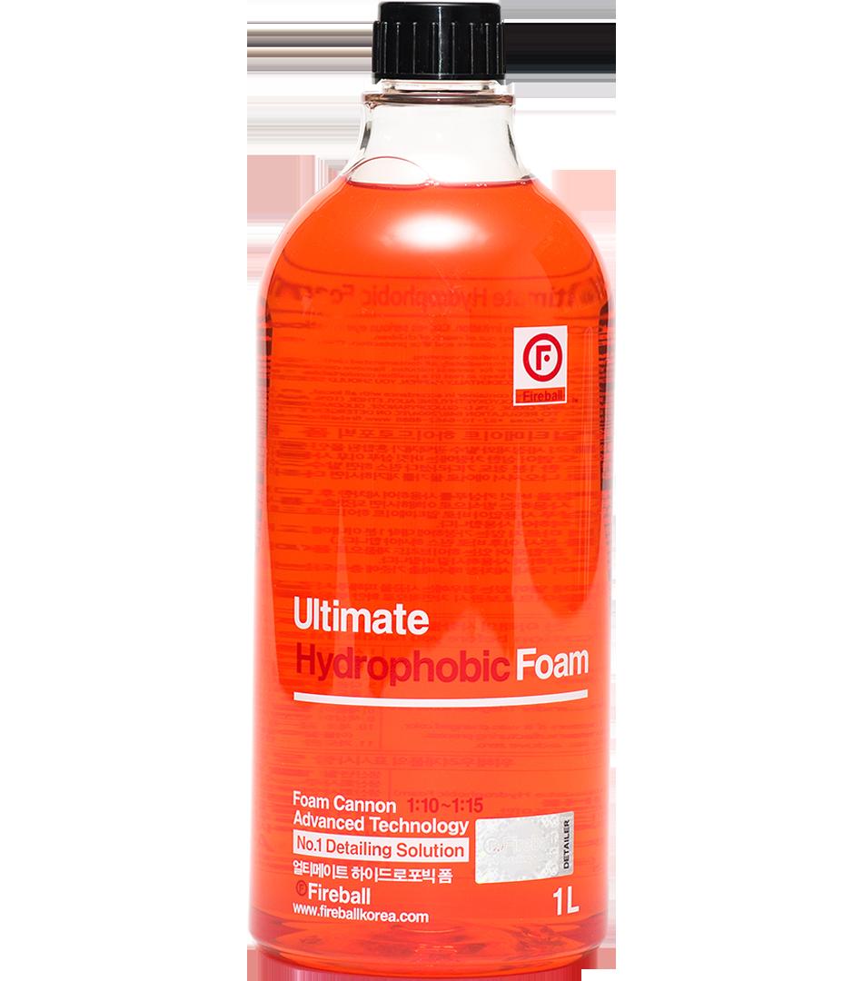 Ultimate Hydrophobic Foam – Red1000