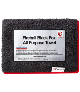 Black Fox All Purpose Towel