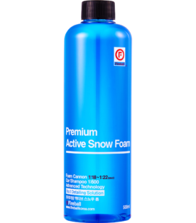 Active Snow Foam – Deep Blue