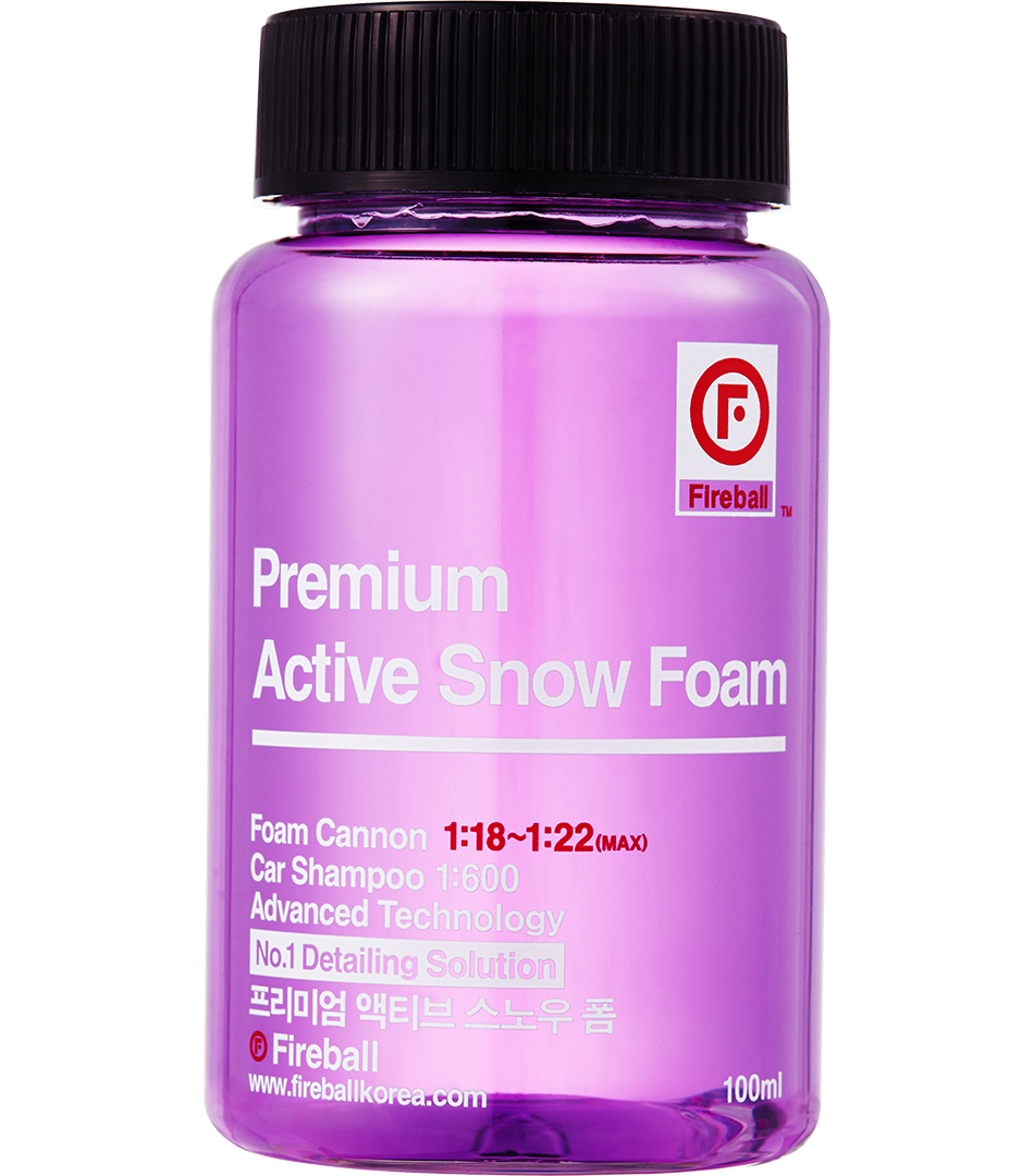 Active Snow Foam – Purple100