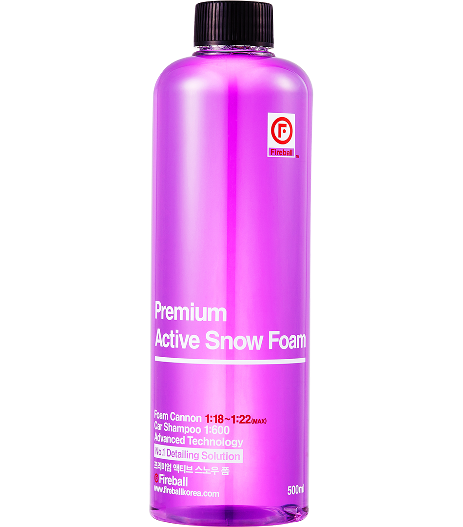 Active Snow Foam – Purple500