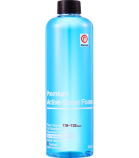 Active Snow Foam – Sky Blue