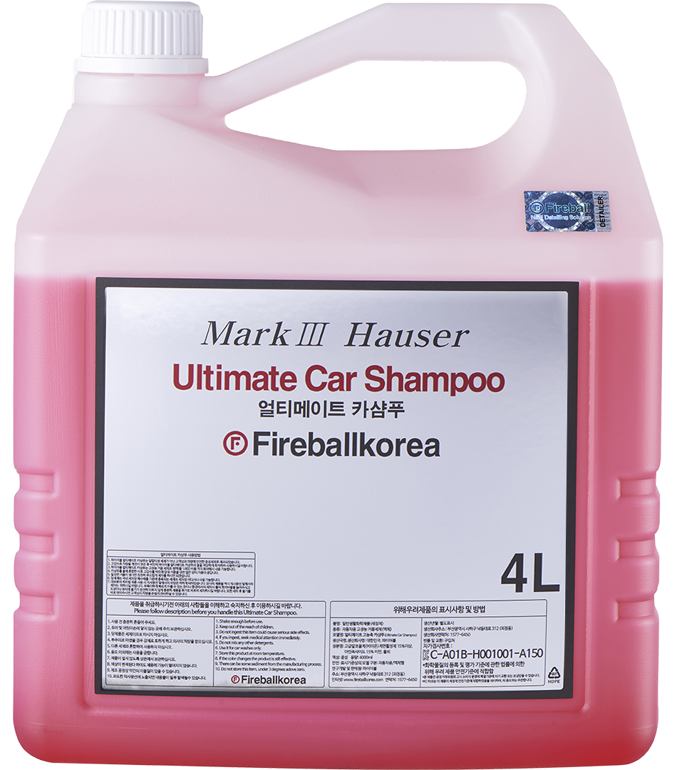 Ultimate Car Shampoo4000