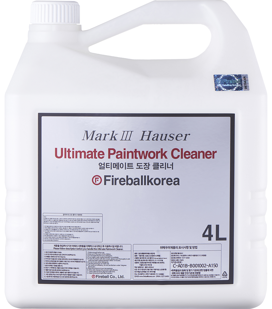 Ultimate Paintwork Cleaner4000