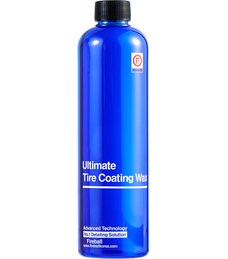 Ultimate Tire Coating Wax – Blue500