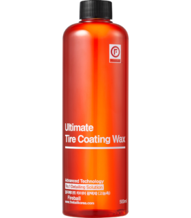 Ultimate Tire Coating Wax – Red