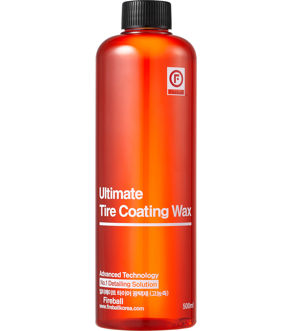 Ultimate Tire Coating Wax – Red500