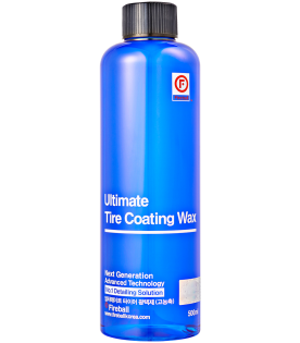 Ultimate Tire Coating Wax – Blue