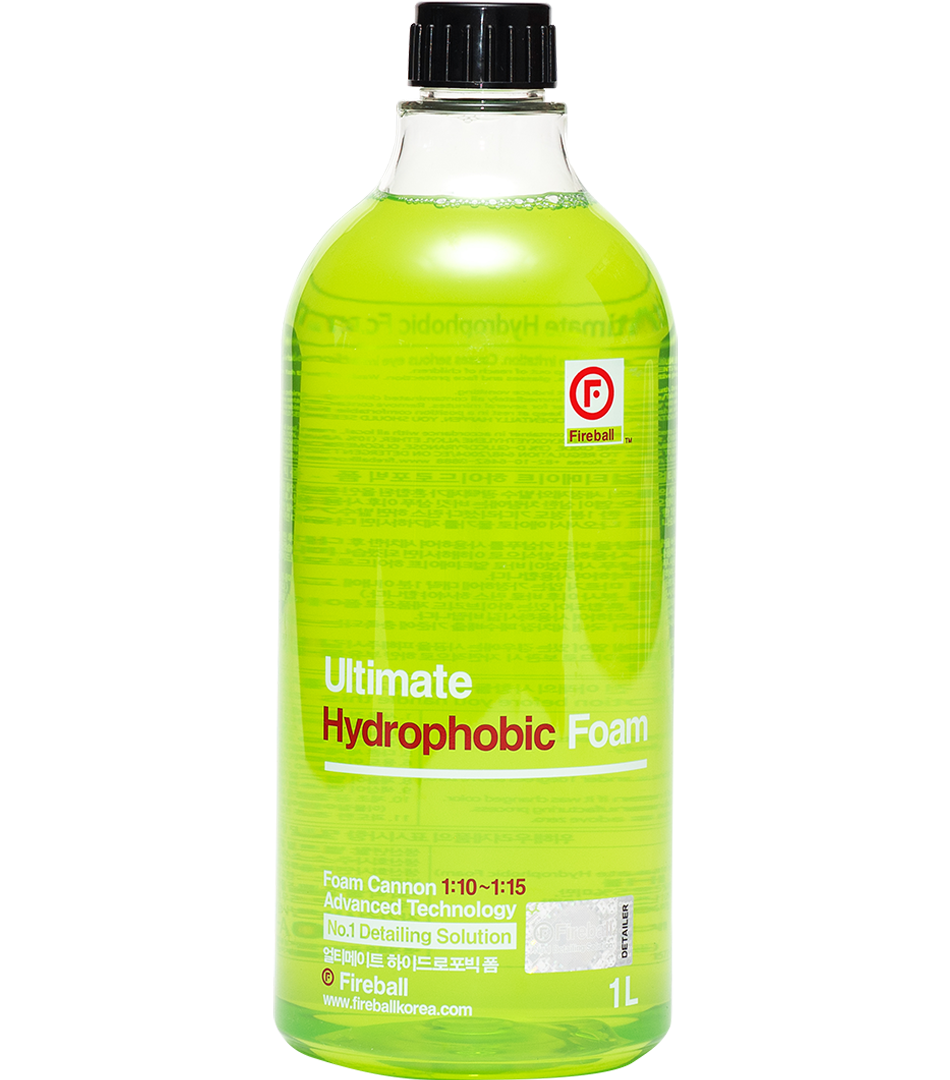 Ultimate Hydrophobic Foam – Olive Green1000