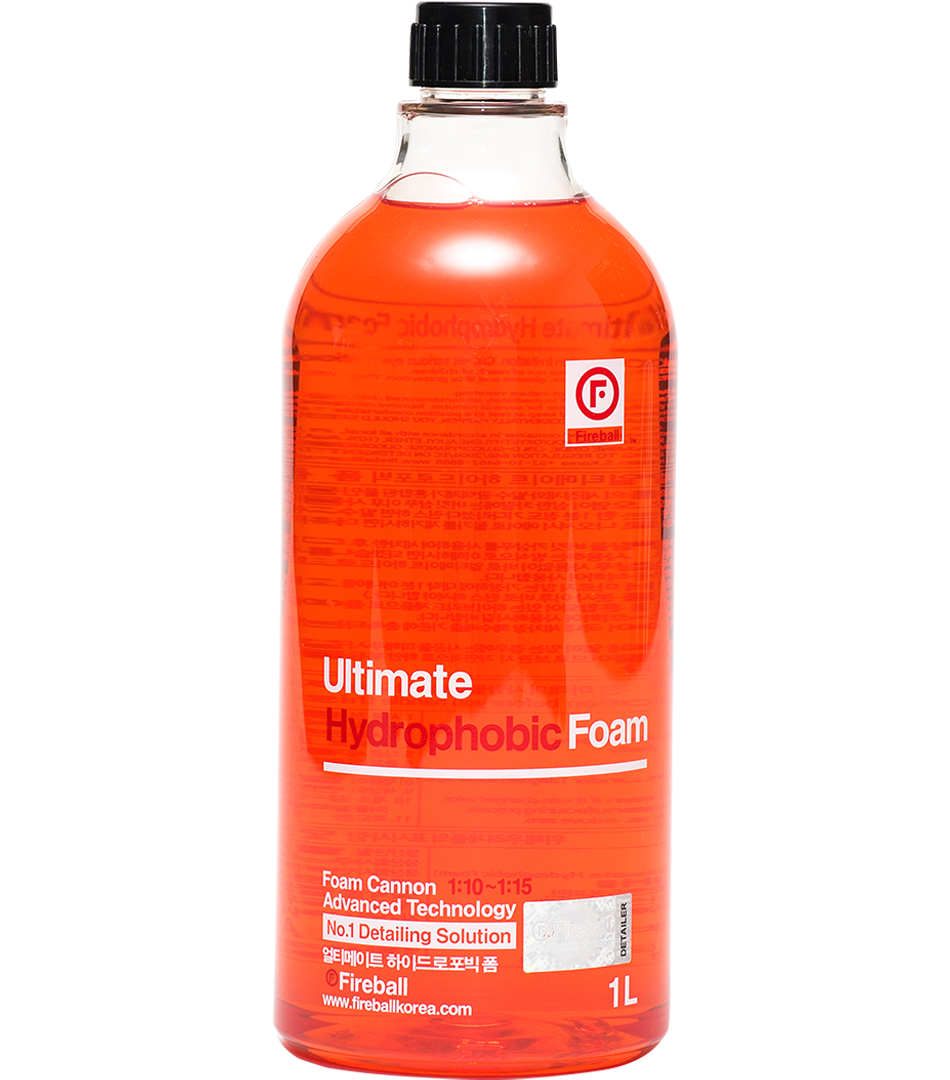 Ultimate Hydrophobic Foam – Red1000